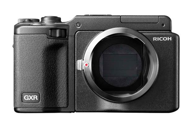 Ricoh GXR Leica M-Mount APS-C Module