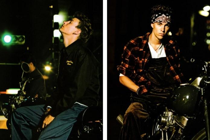 RUDO Magazine: CALEE 2011 Fall/Winter Collection