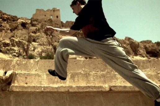 Ryan Doyle in Mardin Parkour Video