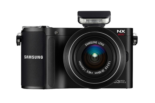 samsung nx200 digital camera
