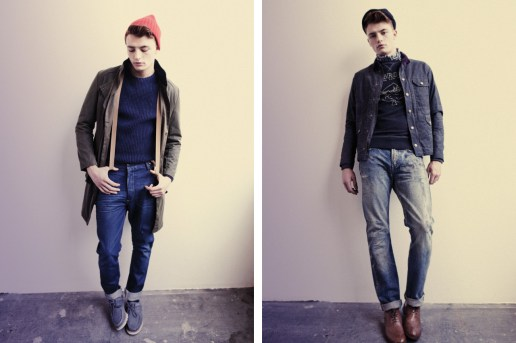 "Sanecommunications 2011 Fall/Winter ""Seasons in Sane Vol.1"" Lookbook"