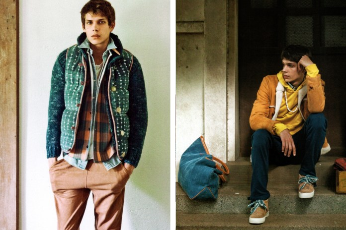 "SENSE Magazine ""TEXT in visvim"" Editorial"