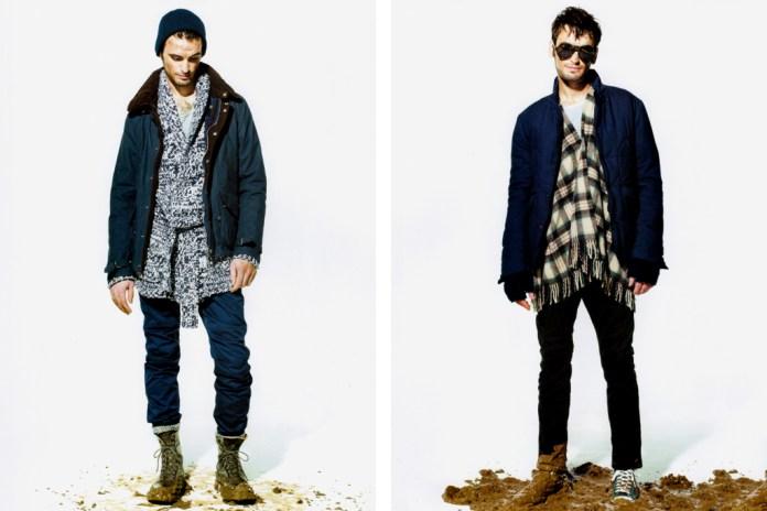 "SENSE Magazine: nonnative 2011 Fall/Winter ""IT DOESN'T MATTER"" Editorial"