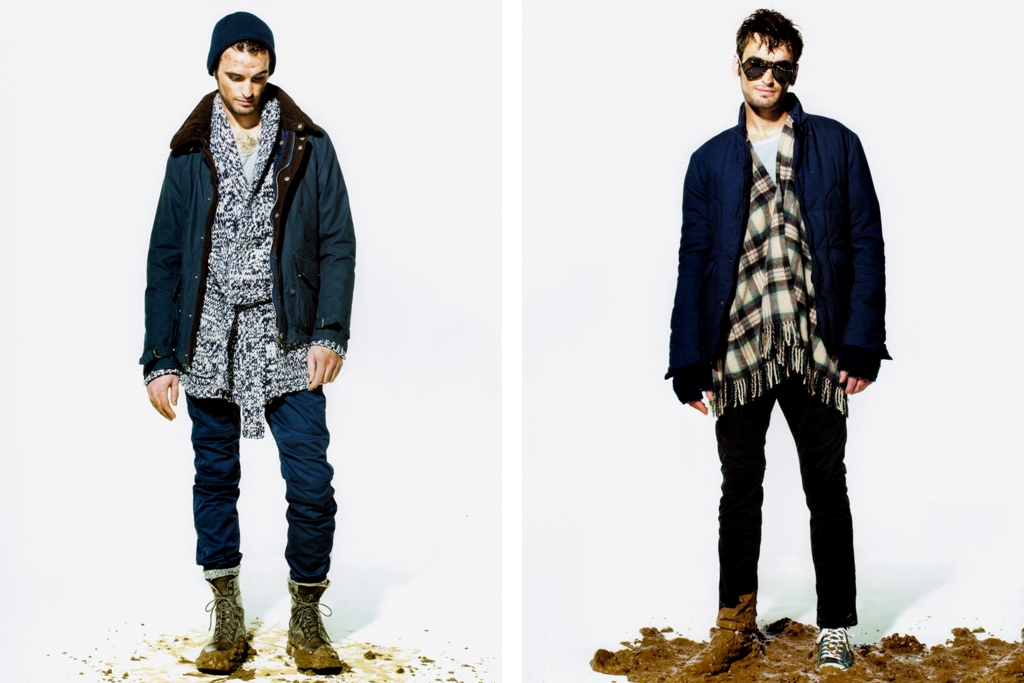 "SENSE Magazine: nonnative 2011 Fall/Winter ""IT DOESN'T MATTER"" Editorial"