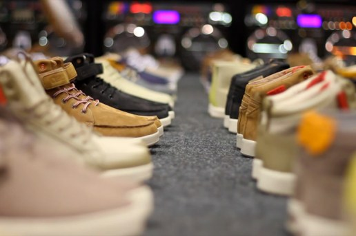 SNEAKERNESS Zürich 2011 Video Recap