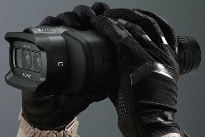 Sony dev-5 Digital Binoculars