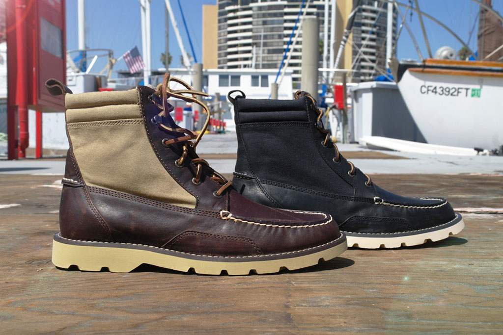 sperry top sider shipyard rigger