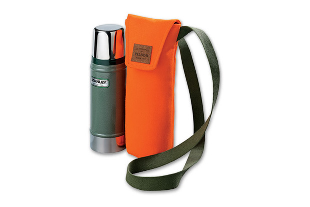 Filson x Stanley Bottle and Carrier Combo