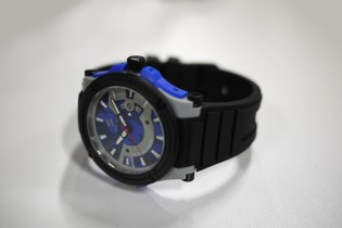 Stash x Meister Prodigy Watch Preview @ S.L.A.T.E.