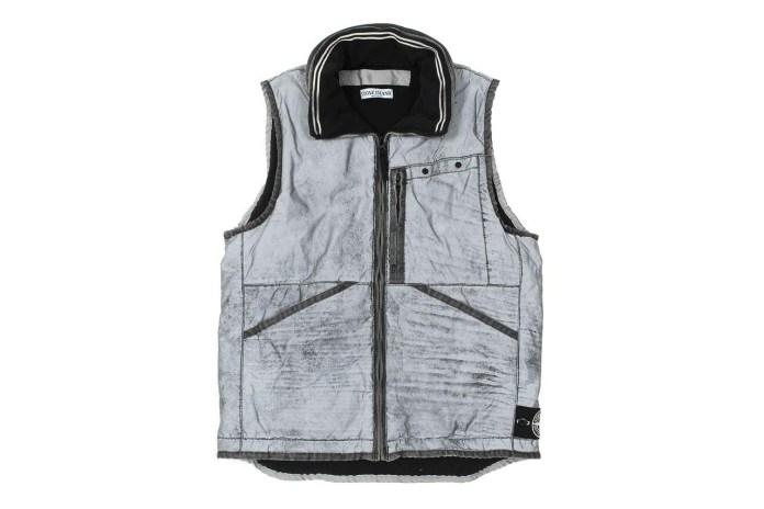 Stone Island Liquid Reflective Vest