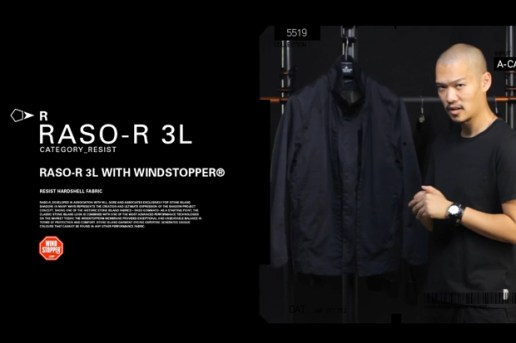 Stone Island Shadow Project 2011 Fall/Winter Video featuring Errolson Hugh