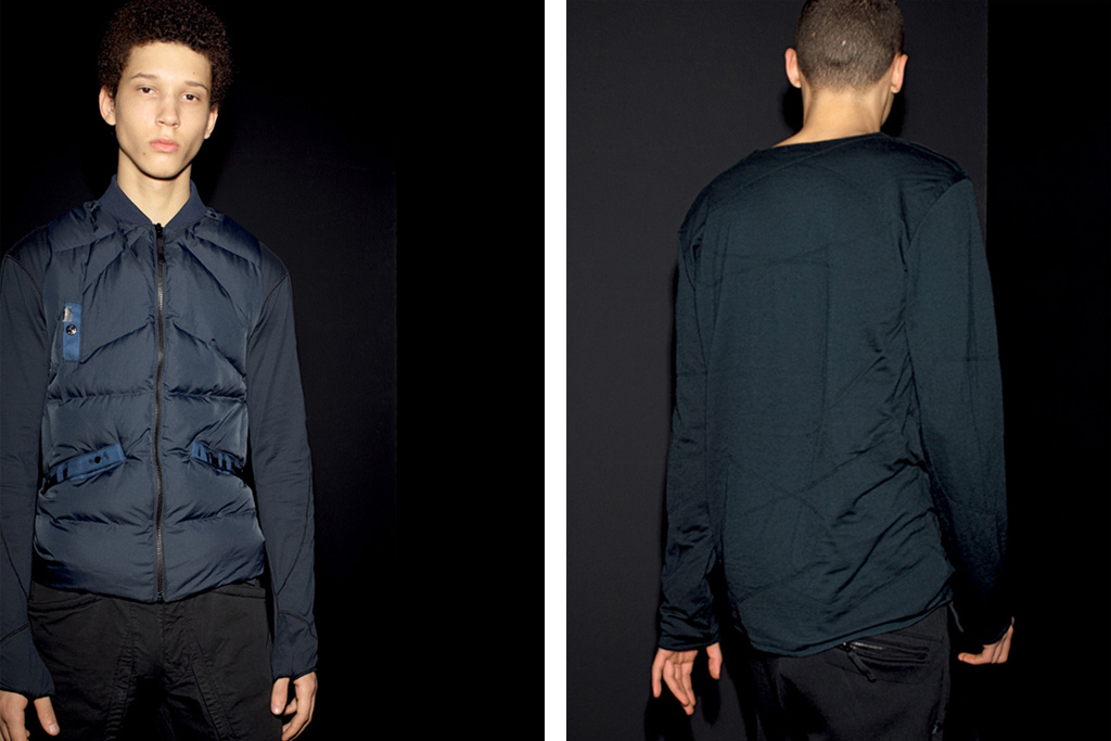 stone island shadow project 2011 fallwinter lookbook