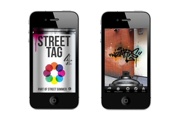 Street Tag iPhone App
