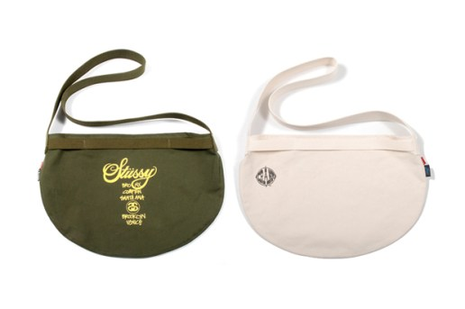 "Stussy x Crank ""Pint"" Bag Part II"