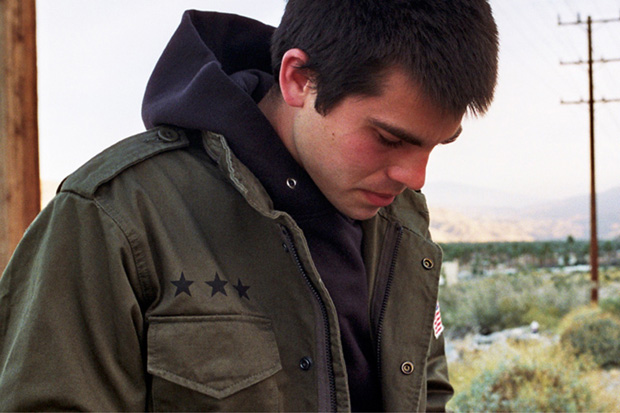 stussy mens 2011 fall collection lookbook by peter sutherland