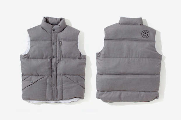 stussy x penfield 2011 fallwinter capsule collection
