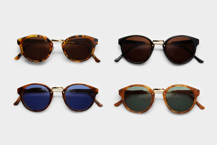SUPER 2011 Fall/Winter Panamá Sunglasses