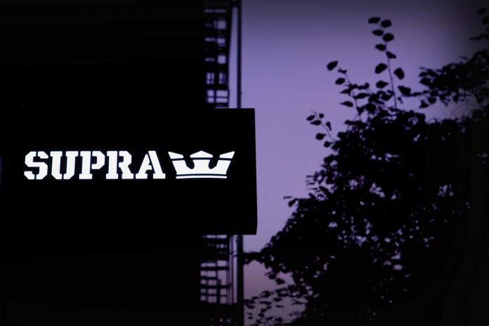 SUPRA NYC Store Opening