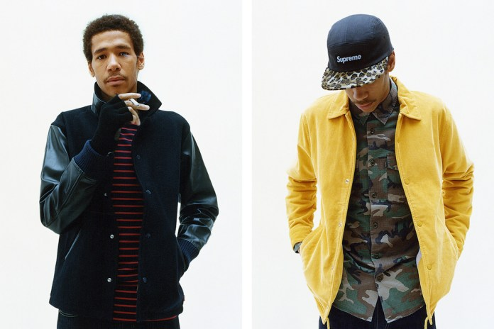 Supreme 2011 Fall/Winter Lookbook