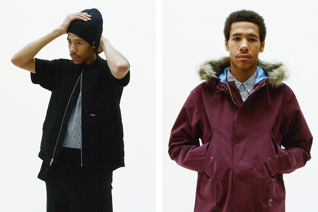 supreme 2011 fallwinter lookbook