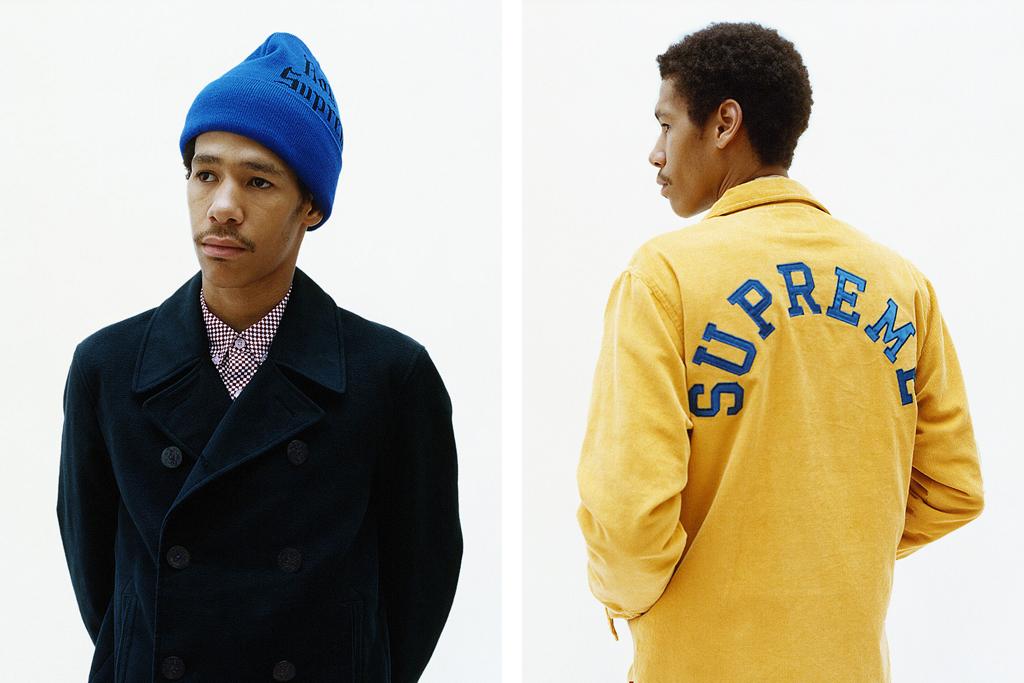Supreme 2011 Fall/Winter Lookbook