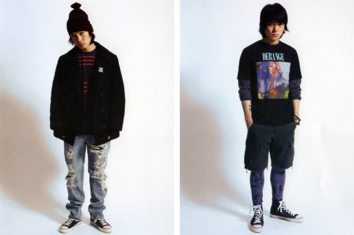 "SWAGGER 2011 Fall/Winter ""DERANGE"" Collection"