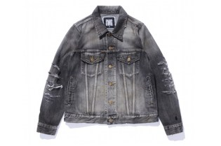 SWAGGER DAMAGE G-JYAN Denim Jacket