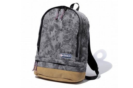 SWAGGER x Outdoor Washed Denim Tear Drop 12th Anniversary Backpack