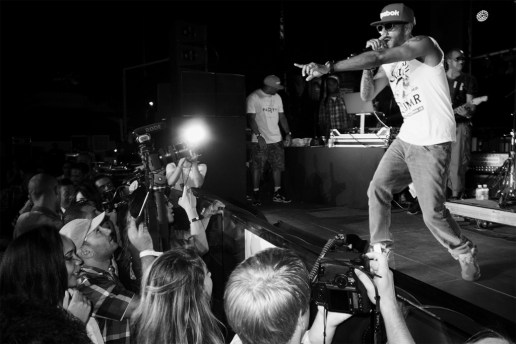 "Swizz Beatz and Reebok Classics Present ""Reethym of Lite"" Concert Recap"