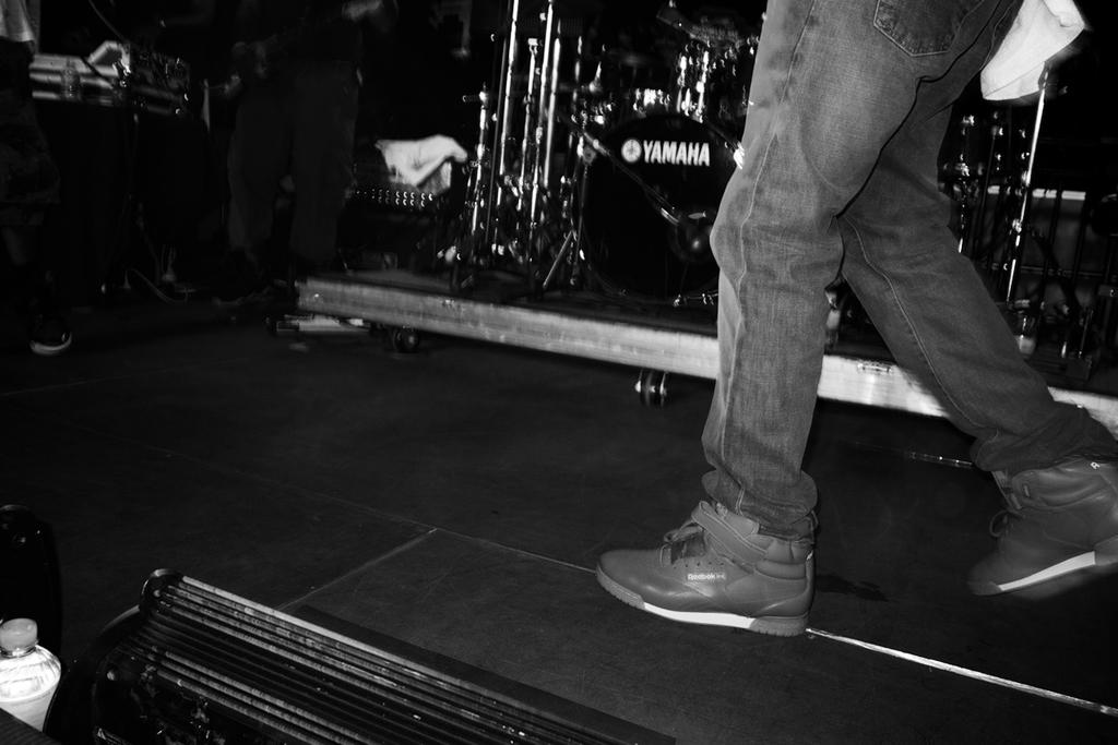 "Swizz Beatz and Reebok Classics Present ""Reethym of Lite"" Concert Recap"