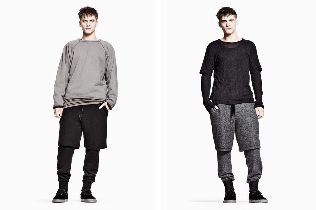 T by Alexander Wang 2011 Fall Collection