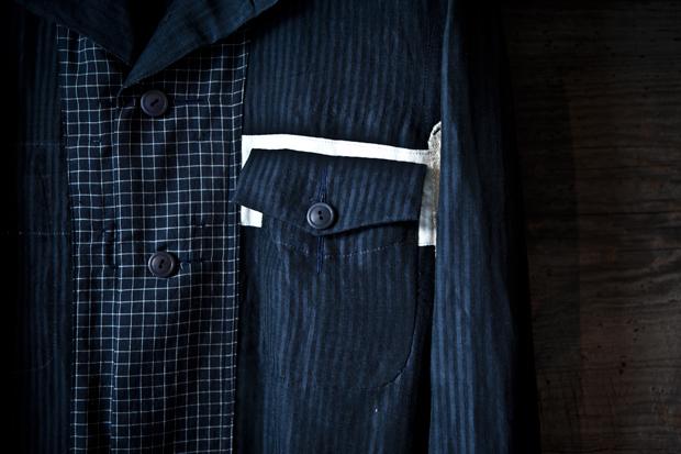 takahiromiyashita thesololst wide collar shirt