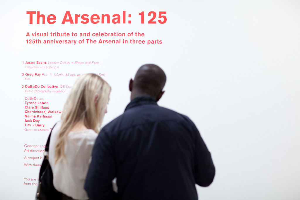 The Arsenal: 125 at Saatchi Gallery