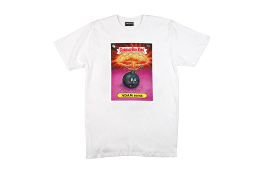 "The Hundreds x Garbage Pail Kids ""Adam Bomb"" T-Shirt"