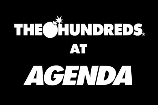 The Hundreds Goes to Agenda Show 2011