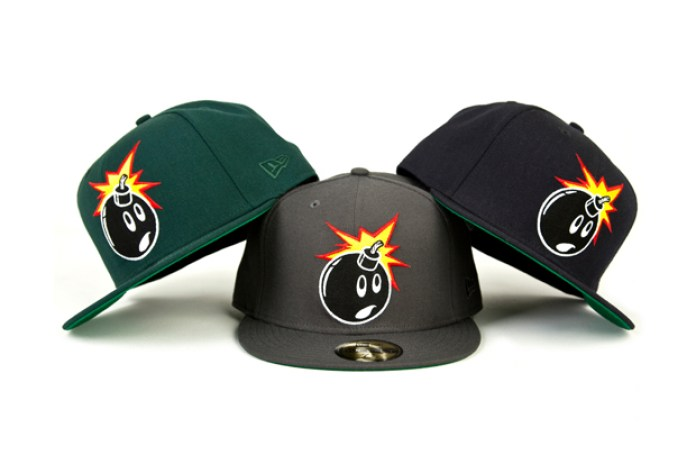 The Hundreds x New Era 2011 Fall Collection