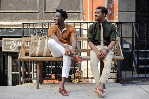 The New York Times: Pushing the Boundaries of Black Style