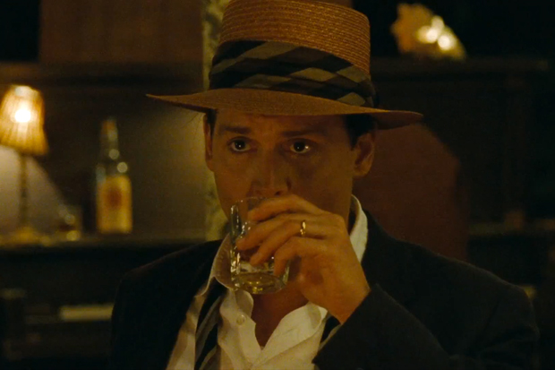 The Rum Diary Trailer featuring Johnny Depp
