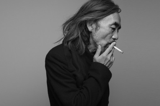 The Talks: Interview with Yohji Yamamoto
