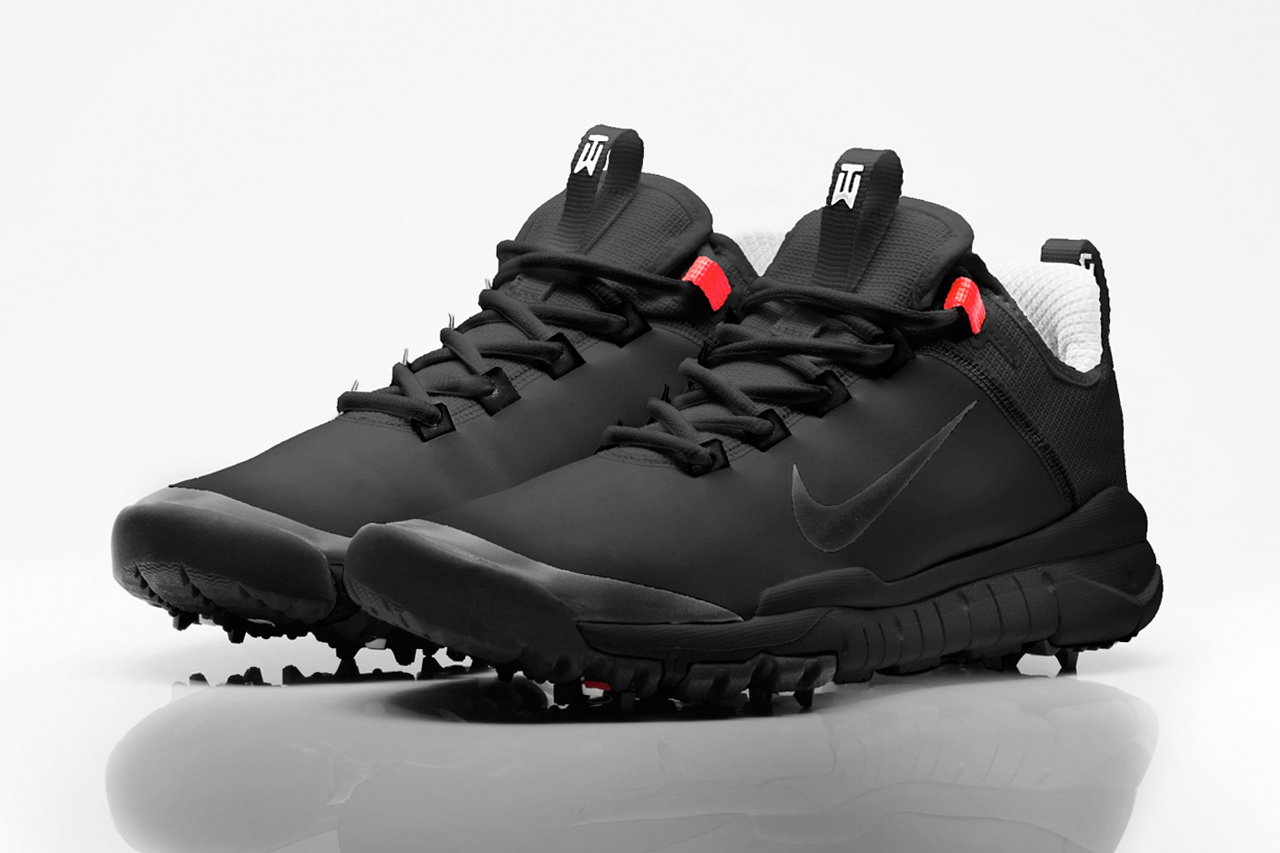 Tiger Woods x Nike Free Golf Shoe Prototype