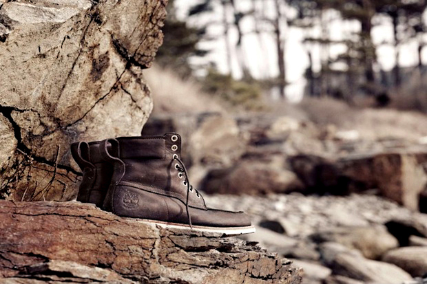 timberland 2011 fallwinter collection