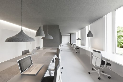 Tribal DDB Office by i29 interior architects