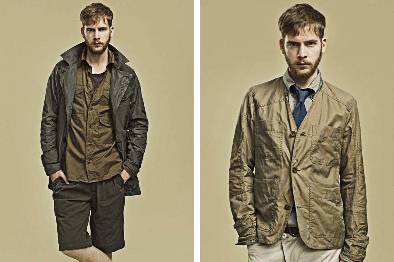 ts(s) 2012 Spring/Summer Collection