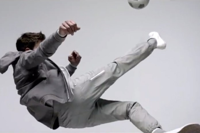 Umbro Archive Research Project by Aitor Throup (Video)