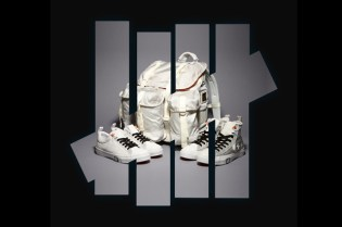 Undefeated x Converse Ballistic Capsule Line White