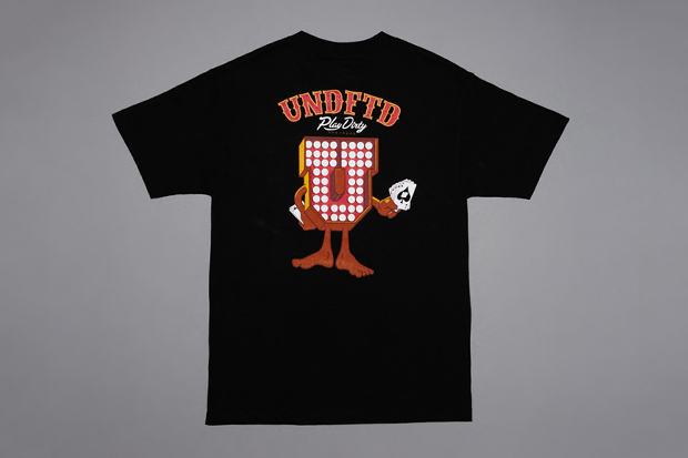 undefeated las vegas 2011 fallwinter t shirt collection