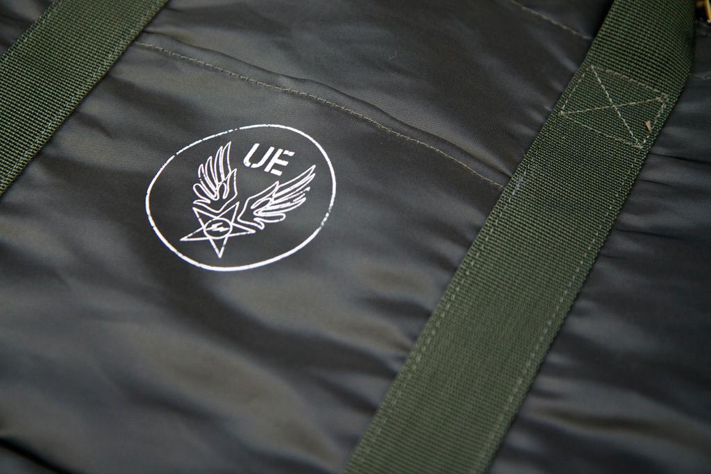 uniform experiment x ALPHA 2011 Fall/Winter Helmet Bag