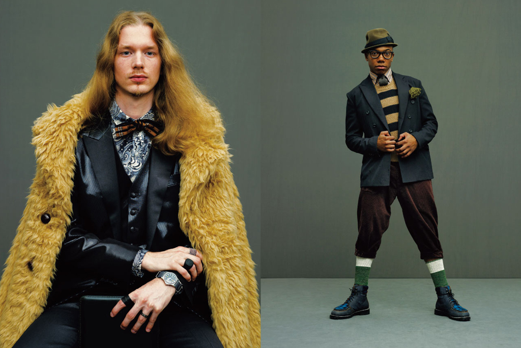united arrows 2011 fallwinter collection