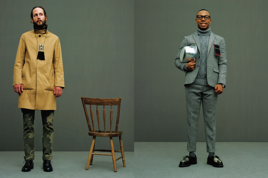 United Arrows 2011 Fall/Winter Collection