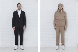 UNIVERSAL PRODUCTS 2011 Fall/Winter Collection